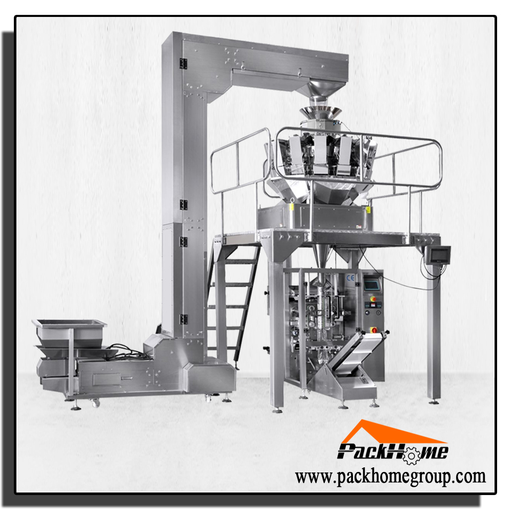 automatic packing line picture