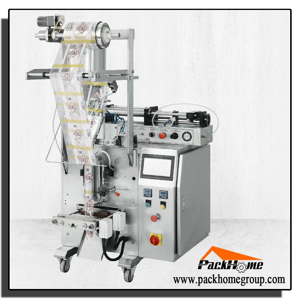 liquid bag filling machine